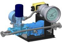 Модуль гидравлический для топлива
