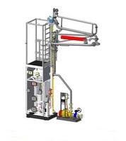 Автоматизированная система налива АСН-5ВГ Модуль Ду 100