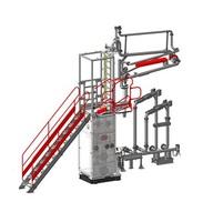 Комбинированная система налива АСН-6ВНГ Модуль Ду 100