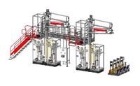 Автоматизированная система налива АСН-8ВГ Модуль Ду 100 2/4