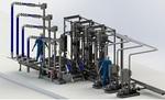 Система нижнего налива АСН-8НГ Модуль Ду100 3/3