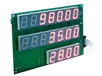 Устройство индикации Топаз 156М3-01 БК для ТРК