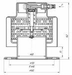 Клапан автоцистерны для отвода паров 533.00.00.00-05