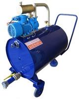 Установка для откачки подтоварной воды из резервуаров