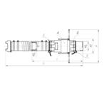 Муфта быстроразъемная МБР 1-75