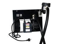 Мобильная ТРК для перекачки масла Benza 14 (24 Вольта)
