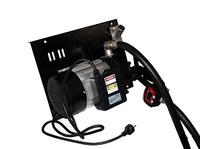 Мобильная ТРК для перекачки масла Benza 14 (220 Вольт)