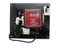 Мобильная АЗС для перекачки дизтоплива Benza 24 (12 Вольт)
