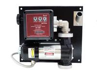 Мобильная АЗС для перекачки дизтоплива Benza 24 (24 Вольта)