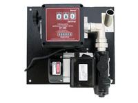 Мобильная АЗС для перекачки дизтоплива Benza 24 (220 Вольт)