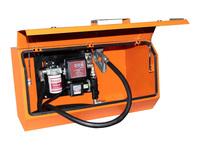 Мини АЗС для перекачки дизтоплива Benza 27 (12 Вольт)
