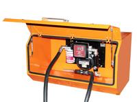 Мини АЗС для перекачки дизтоплива Benza 27 (220 Вольт)