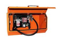 Мини АЗС для перекачки дизтоплива Benza 27 (24 Вольта)