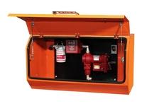 Мини АЗС для перекачки бензина Benza 37 (12 Вольт)