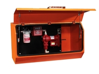 Мини АЗС для перекачки бензина Benza 37 (24 Вольта)