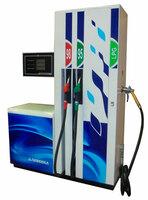 Комбинированная топливораздаточная колонка Ливенка