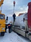 Монтаж и пусконаладка контейнерной АЗС