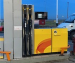Установка топливораздаточных колонок на АЗС