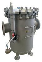 Фильтр тонкой очистки ФЖУ для трубопроводов Ду 150-400
