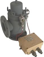 Клапан отсечной электрогидравлический КО 100