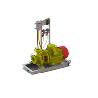 Консольно-моноблочные насосы КМ (150-300 куб.м/ч)