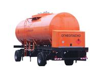 Прицеп-топливозаправщик, передвижная АЗС Benza (30000 л)